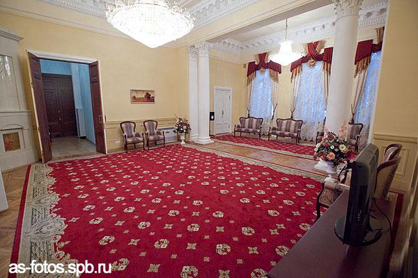 Дворец бракосочетания грибоедова 166 комната гостей