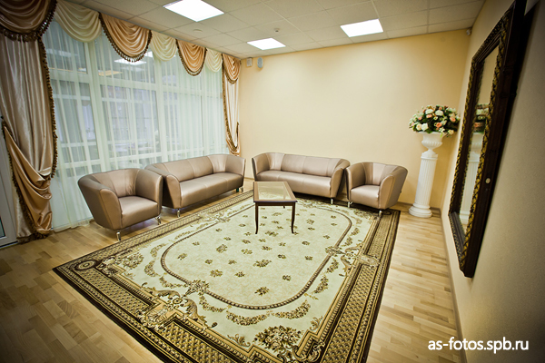 загс калининского района комната невесты