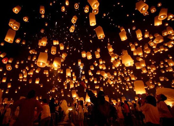 небесные фонарики Петербург купить