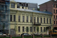 Торжественный зал дворца бракосочетаний №1