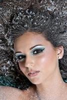 свадебный стилист - макияж зимой
