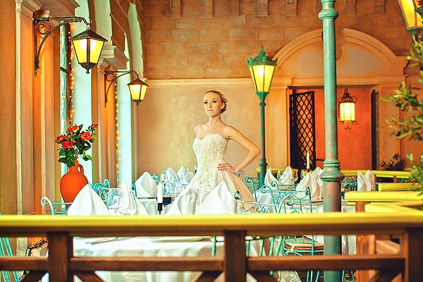 свадьба в карисивом интерьере