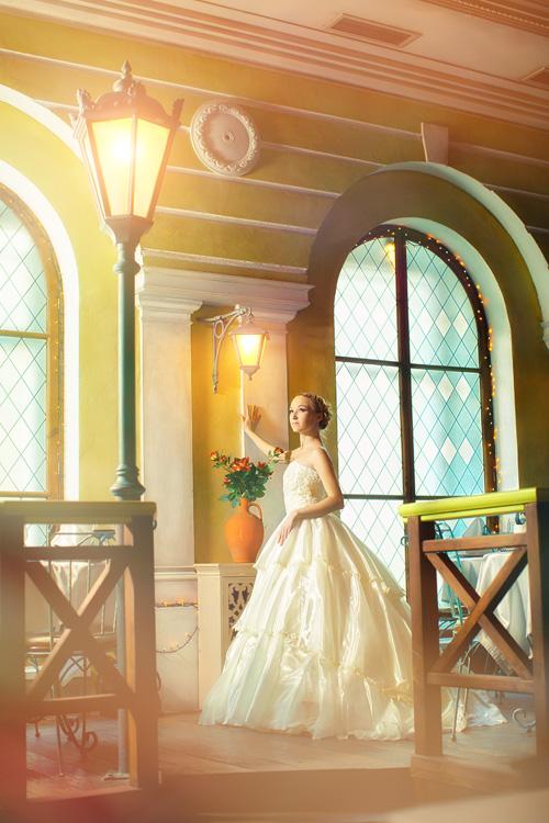 стильная невеста