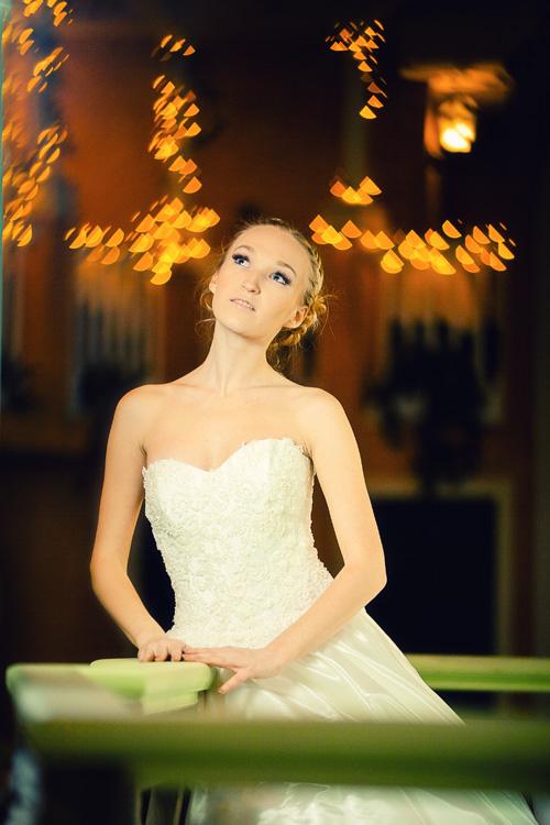 вечерняя свадьба