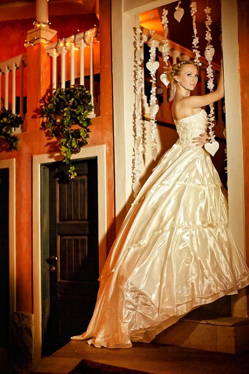 стиль на свадьбе