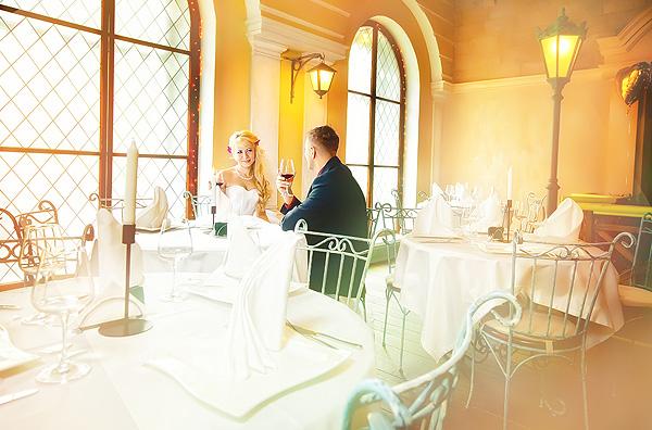 романтические места для свадьбы