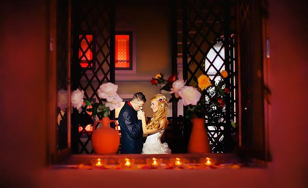 свадебная романтика за границей