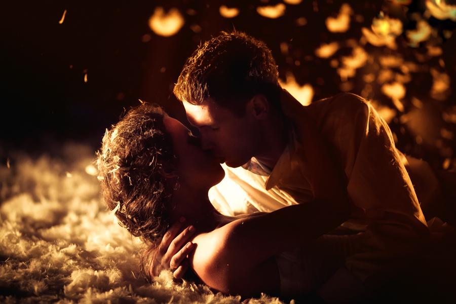 Картинки целует на ночь