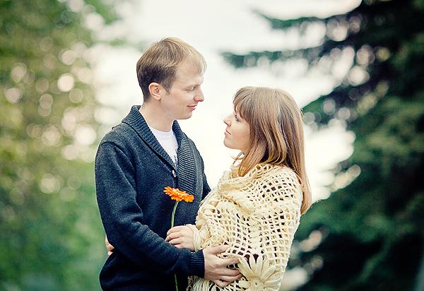 Предсвадебная фотосъёмка Love-story