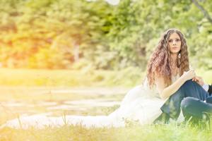 великолепная свадьба