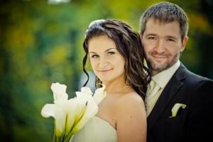 романтика на свадбе