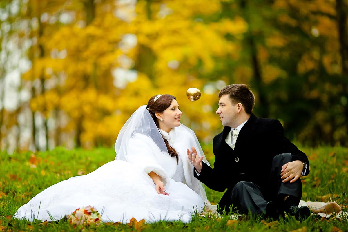Свадьба Юли и Антона