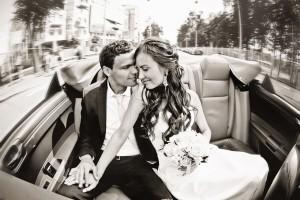 Свадьба Сергея и Ольги