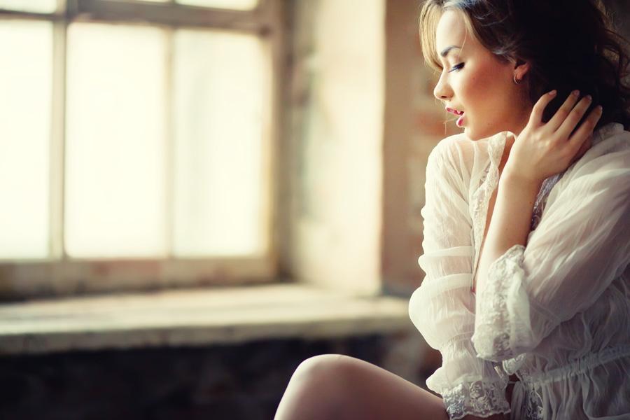 эротическое утро невесты