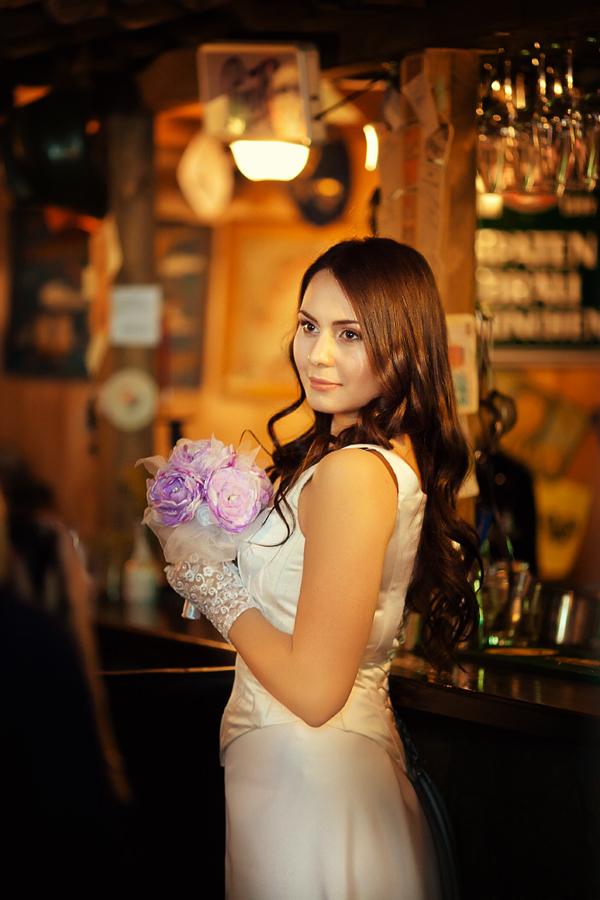 Школа свадебной фотографии Савчука Алексея - практическое занятие