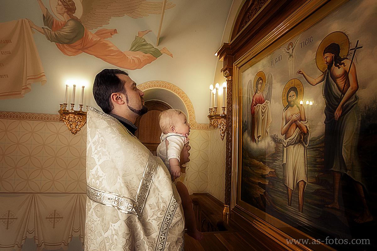 Фотограф на крещение и крестины