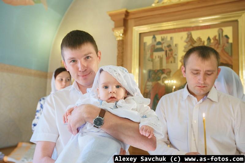 крещение фотограф