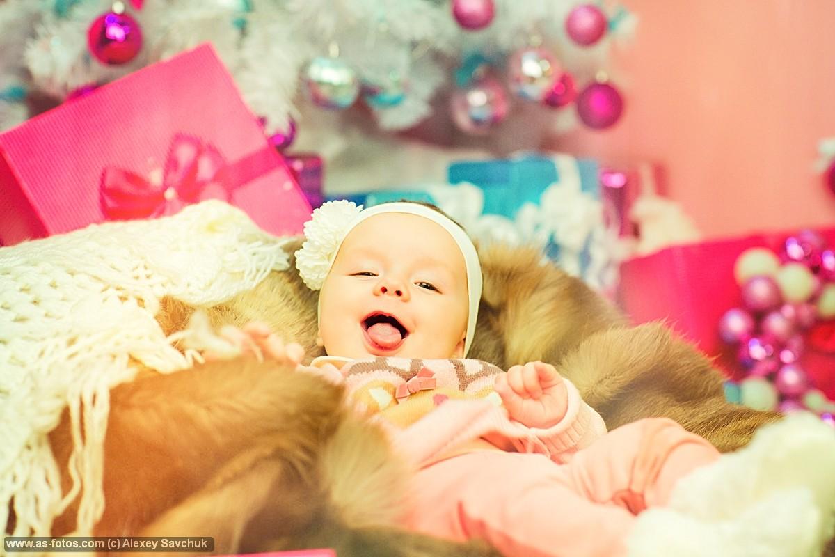 фото веселого малыша