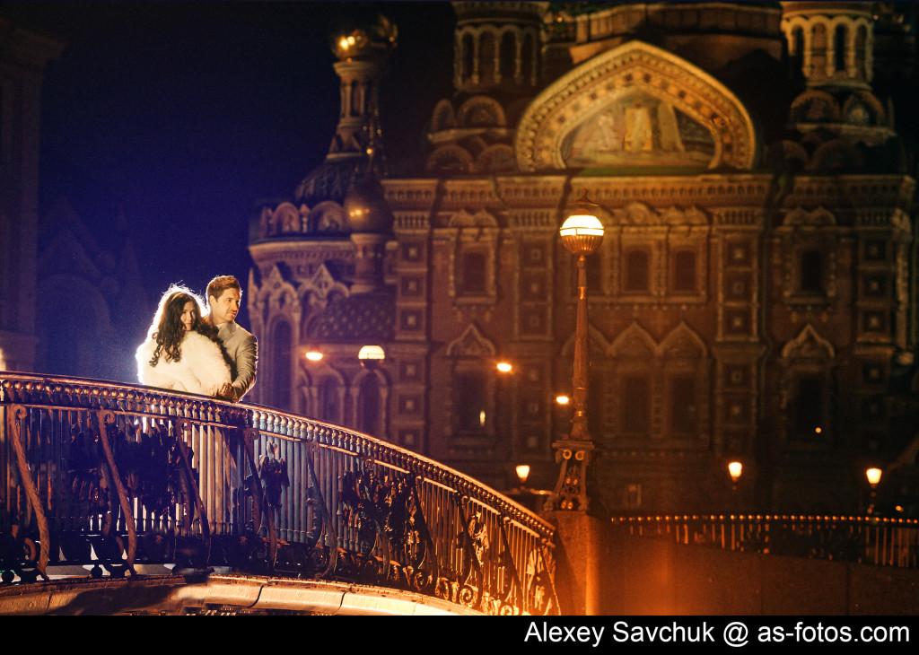"""Фотопроект """"ВЕЧЕРНИЙ ПЕТЕРБУРГ"""" Студия семейной и свадбеной фотографии AS-Fotos"""