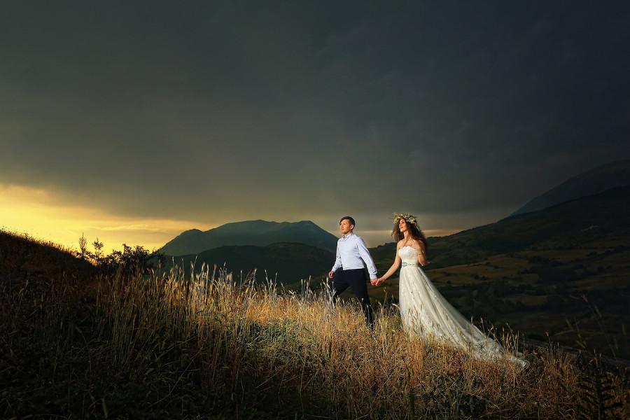 Свадебные фотосессии в италии