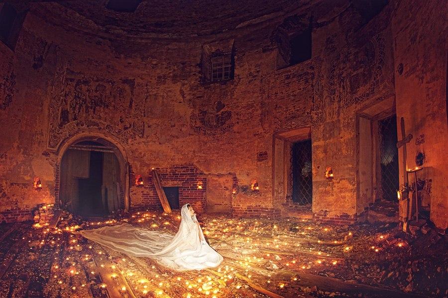 Плюсы и минусы свадебной фотосессии не в день свадьбы!