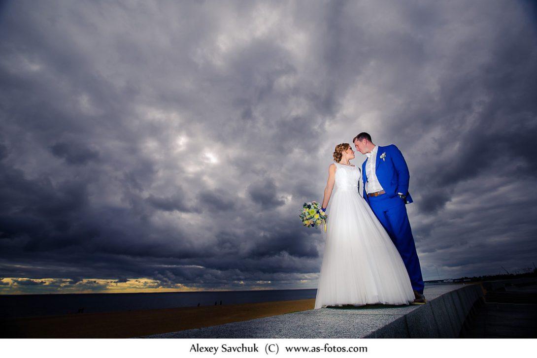 О свадьбе в пасмурный день