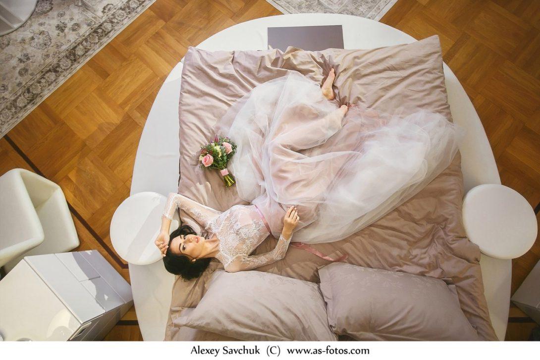 Видеоблог: Проект «Утро невесты»
