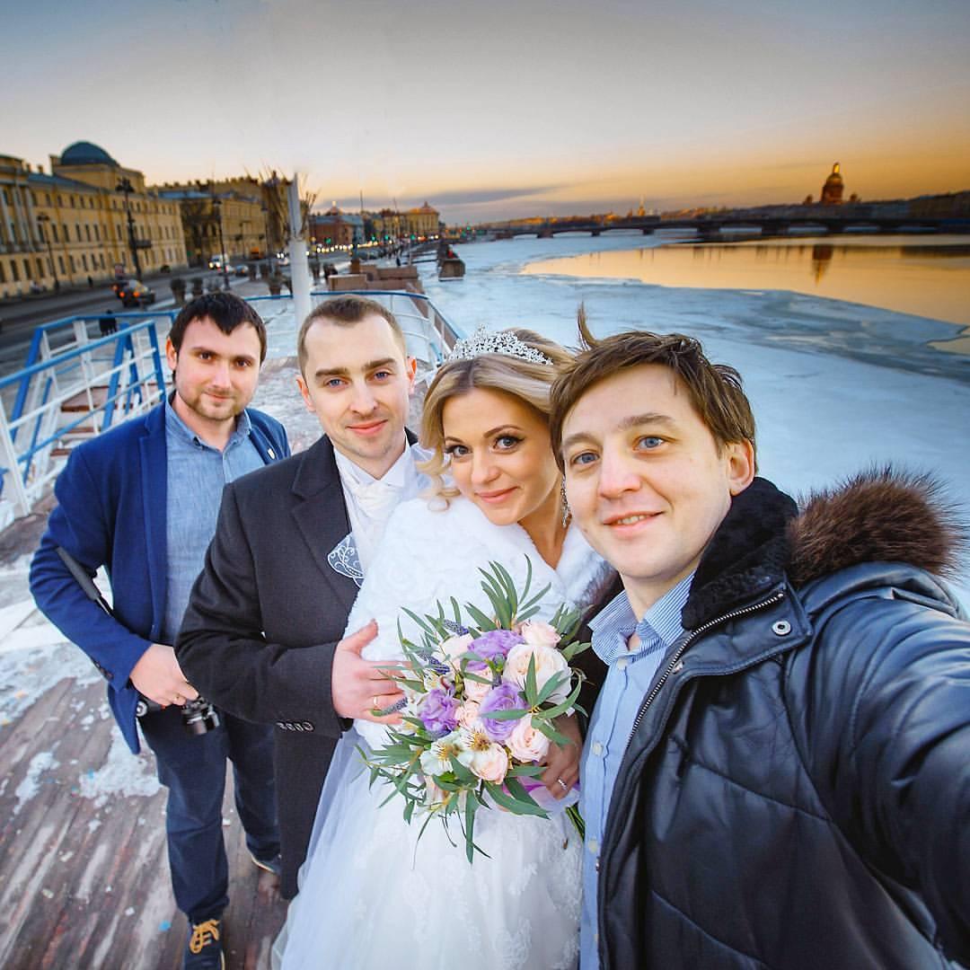 Свадебный фотограф: Отзыв №31