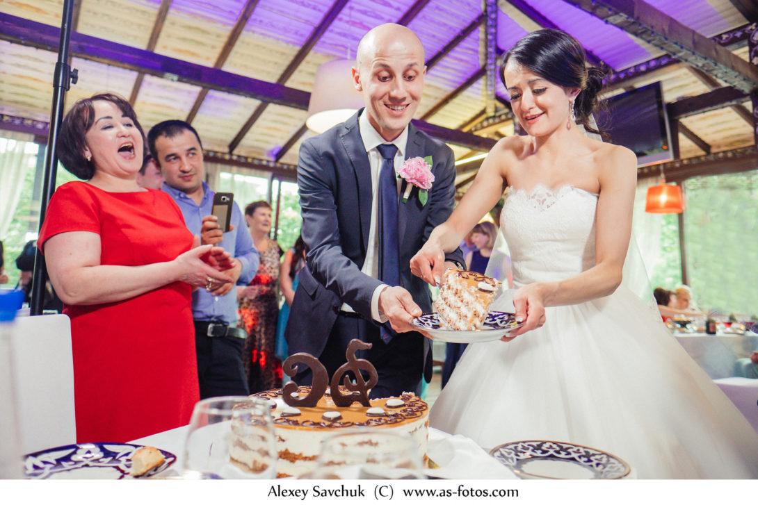 Свадебный торт — модные тренды 2018